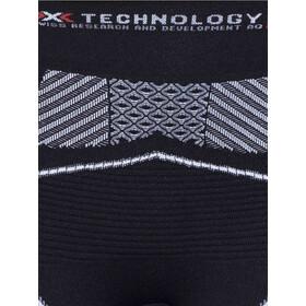 X-Bionic The Trick Pantalones cortos running Mujer, black/white